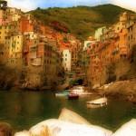 Riomaggiore Cinque Terre, Liguria